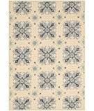 Safavieh Four Seasons Frs392a Ivory - Blue Area Rug