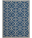 Safavieh Four Seasons Frs397b Navy - Ivory Area Rug
