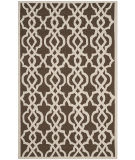Safavieh Four Seasons Frs466b Mocha - Ivory Area Rug