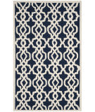 Safavieh Four Seasons Frs466d Navy - Ivory Area Rug