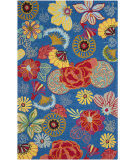 Safavieh Four Seasons Frs470a Blue / Red Area Rug