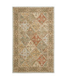 Safavieh Heritage HG316C Light Blue - Light Brown Area Rug