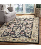 Safavieh Heritage HG343E Charcoal - Gold Area Rug
