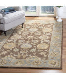 Safavieh Heritage HG343J Brown - Blue Area Rug