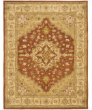 Safavieh Heritage HG345A Rust - Gold Area Rug