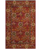 Safavieh Heritage HG407A Red - Multi Area Rug