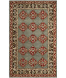 Safavieh Heritage HG414A Blue - Charcoal Area Rug