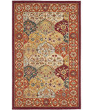 Safavieh Heritage HG510B Multi - Red Area Rug