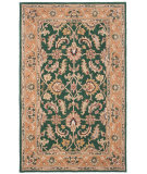 Safavieh Heritage HG628A Dark Green - Gold Area Rug