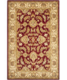 Safavieh Heritage HG628D Red - Ivory Area Rug
