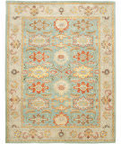 Safavieh Heritage HG734A Light Blue - Ivory Area Rug