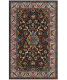 Safavieh Heritage HG737A Charcoal - Ivory Area Rug