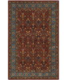 Safavieh Heritage HG738Q Red - Blue Area Rug