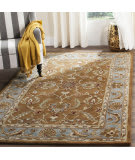 Safavieh Heritage HG812A Brown - Blue Area Rug