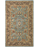 Safavieh Heritage HG812B Blue - Brown Area Rug