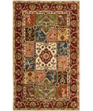 Safavieh Heritage HG925A Multi - Red Area Rug
