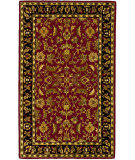 Safavieh Heritage Hg953b Red - Black Area Rug
