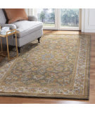 Safavieh Heritage HG954A Green - Taupe Area Rug