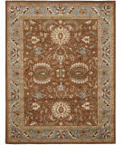 Safavieh Heritage HG968A Brown - Blue Area Rug