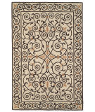 Safavieh Chelsea HK11H Ivory / Dark Brown Area Rug