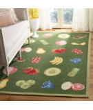Safavieh Chelsea HK265D Hunter Green Area Rug