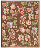 Safavieh Chelsea HK331B Brown Area Rug