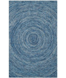 Safavieh Ikat Ikt633a Dark Blue - Multi Area Rug