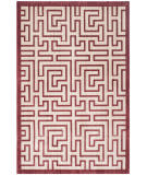 Safavieh Infinity Inf587p Yellow / Red Area Rug