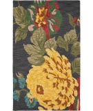 Safavieh Jardin Jar323a Black / Multi Area Rug