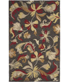 Safavieh Jardin Jar459a Dark Grey / Multi Area Rug