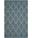 Safavieh Kilim Klm215a Blue - Grey Area Rug