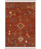 Safavieh Kenya Kny545a Red - Multi Area Rug