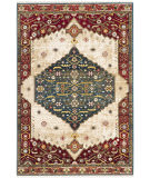 Safavieh Kashan Ksn300a Blue - Red Area Rug