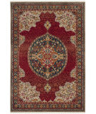 Safavieh Kashan Ksn302f Red - Blue Area Rug