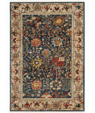 Safavieh Kashan Ksn303g Blue - Tan Area Rug