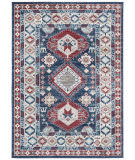 Safavieh Kazak Kzk119r Navy - Red Area Rug