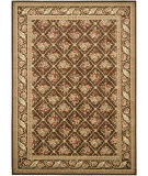 Safavieh Lyndhurst LNH556-2525 Brown / Brown Area Rug