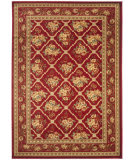 Safavieh Lyndhurst LNH556-4040 Red / Red Area Rug