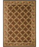 Safavieh Lyndhurst LNH557-2525 Brown / Brown Area Rug