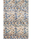 Safavieh Luxor Lux160a Cream - Blue Area Rug