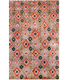 Safavieh Luxor Lux161a Purple - Rust Area Rug