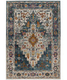 Safavieh Madison Mad156k Turquoise - Ivory Area Rug