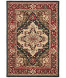 Safavieh Mahal Mah678c Navy - Red Area Rug