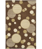 Safavieh Modern Art Mda619b Brown / Multi Area Rug