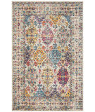 Safavieh Merlot Mer102a Cream - Multi Area Rug