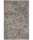 Safavieh Merlot Mer107f Grey - Multi Area Rug