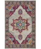 Safavieh Merlot Mer108a Cream - Multi Area Rug