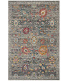 Safavieh Merlot Mer180f Grey - Multi Area Rug