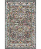 Safavieh Merlot Mer196f Grey - Multi Area Rug