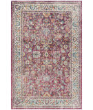 Safavieh Merlot Mer196q Red - Multi Area Rug